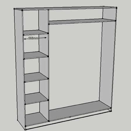 Diy Built In Bedroom Cupboards by Home Dzine Home Diy How To Build And Assemble Built In
