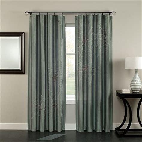kohl s window drapes apt 9 bailee floral window panel 54 x 84 living