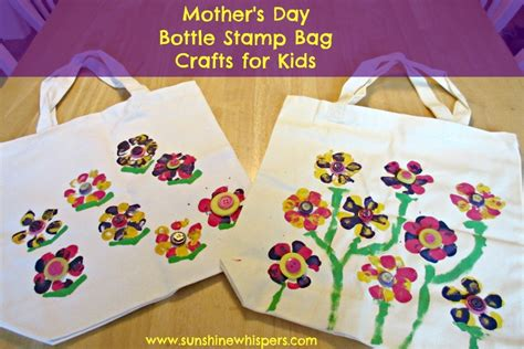 mothers day crafts ideas s day crafts for bottle st bag 5000