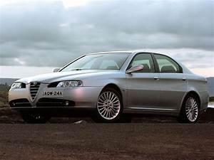 Alfa Romeo 166 : alfa romeo 166 specs 2003 2004 2005 2006 2007 autoevolution ~ Gottalentnigeria.com Avis de Voitures