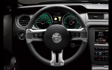 ford mustang muscle interior wallpapers hd