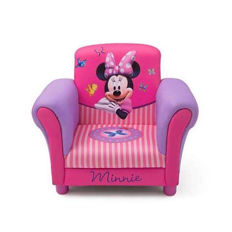 siege minnie disney minnie mouse upholstered chair walmart ca