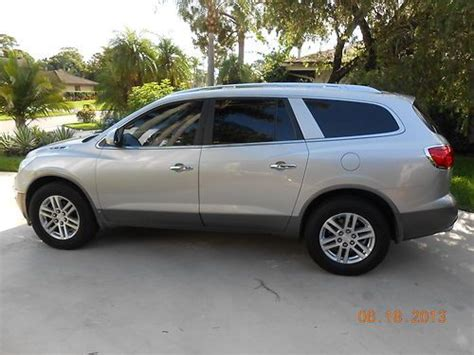 Buick Enclave Cx by Purchase Used 2008 Buick Enclave Cx Sport Utility 4 Door 3