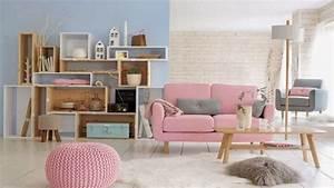 Une Bibliothque Au Style Scandinave Blog Decoration Maison