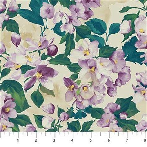 mystic garden white purple floral 210621215