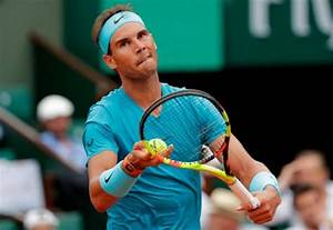 French Open - Tuesday Schedule: Nadal gets back on court ...