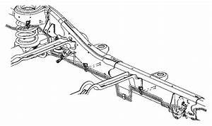 2006 Dodge Durango Block  Junction Block  Brake Line