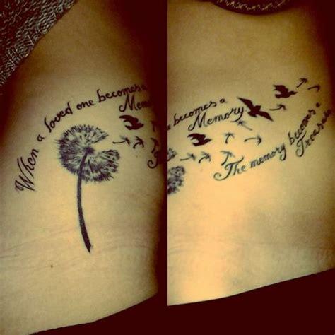 tattoo  loved   memory  memory