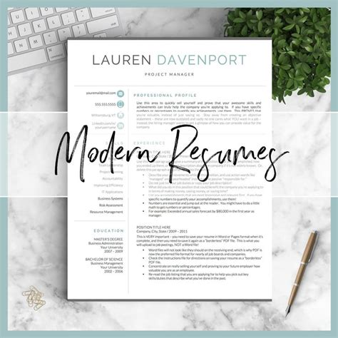 34 best creative resume templates images on