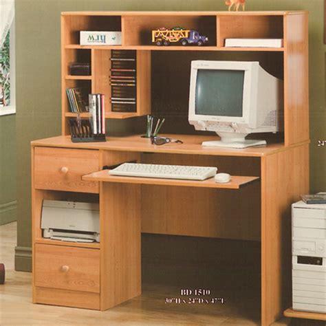 meuble d ordinateur avec huche