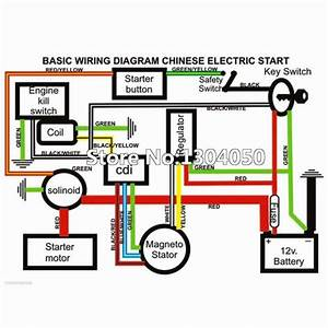 Chinese Atv Wiring Diagram 50cc