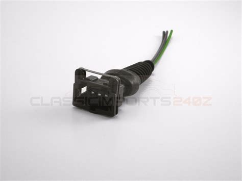 throttle position sensor tps wiring harness connector