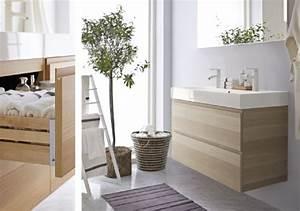 Armoire De Salle De Bain Ikea : salle de bain comment choisir les bonnes armoires ~ Teatrodelosmanantiales.com Idées de Décoration