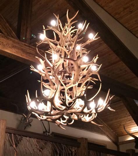 xl antler chandeliers antler chandelier