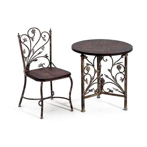 chaise fer forge pas cher maison design hosnya