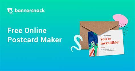 postcard maker create   postcard