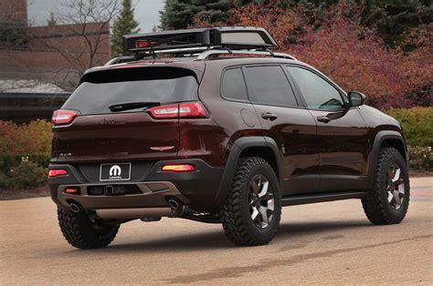 jeep cherokee trail carver  mopar  dream jeep