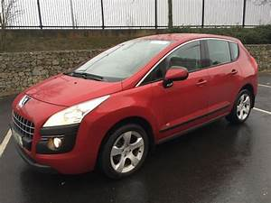 2011 Peugeot 3008 16 Diesel Sx Model For Sale In