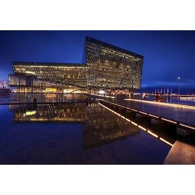Iceland - Reykjavik Blue hour at Harpa Concert HallFlickr
