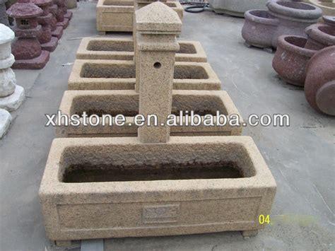 sale granite handmade garden outdoor basin