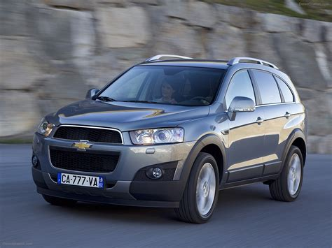 Chevrolet Captiva 2012 Exotic Car Wallpapers #08 Of 44