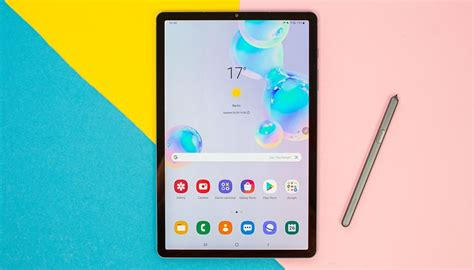 samsung galaxy tab s6 review all play and and no work androidpit