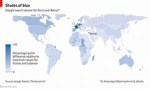 Daily Chart  The Global Empathy Gap Between Paris And