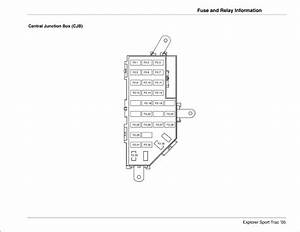 Junction Box Diagram 2001 Ford Explorer Relay Html