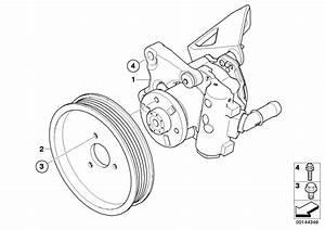 2005 Bmw 325xi Power Steering Pump  Lf30  Suspension