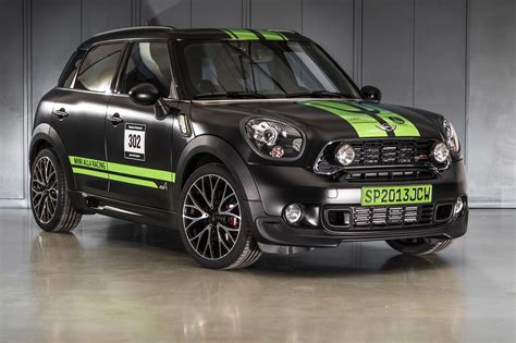 Exclusive 2018 Mini John Cooper Works Countryman All4 Dakar