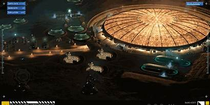 Mars Project Eagle 3d Base Colony Interactive