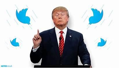 Trump Donald Tweets Block Metro Reveal Tweet