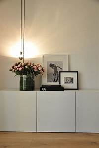 Ikea Besta Grundelemente : clean white cupboard storage ikeas besta would work and lovely styling fisher briggs ~ Frokenaadalensverden.com Haus und Dekorationen