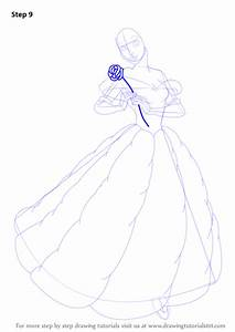 Learn How To Draw Belle From Beauty And The Beast Beauty