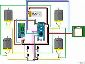 Wiring Diagram For Naza Quadcopter