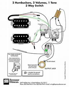Duncan Designed Hb 103 Wiring Diagram