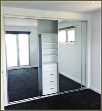 mirror sliding closet doors mirrored sliding closet door track | Roselawnlutheran