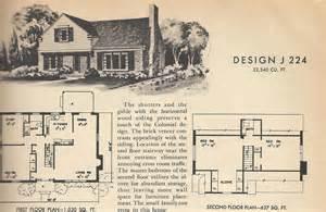 home design blueprints vintage house plans j224 antique alter ego