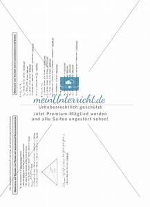 Volumen Von Zylinder Berechnen : bestimmung von oberfl che und volumen verschiedener k rper meinunterricht ~ Themetempest.com Abrechnung