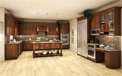 cinnamon colored kitchen cabinets rta kitchen cabinets wellington cinnamon glaze 5422