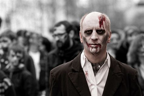 zombie man  stock photo public domain pictures
