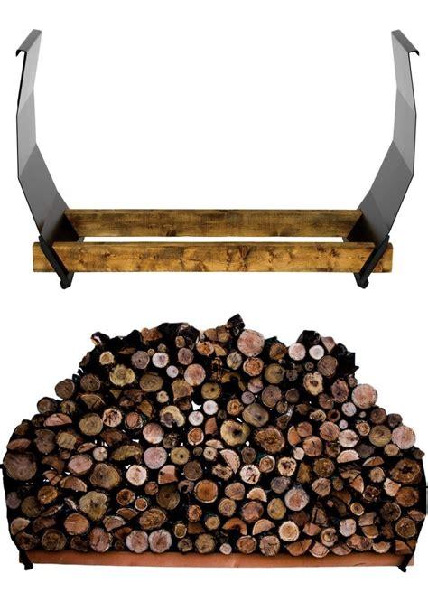 quick easy  build firewood rack bracket kit reviews