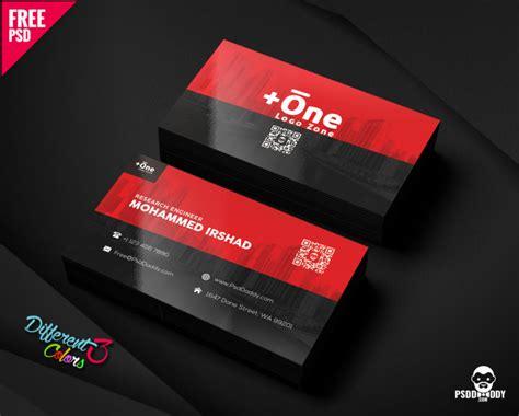 [free] Creative Business Card Free Psd Bundle