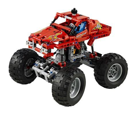 monster truck videos for my style technic monster truck 42005