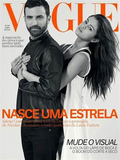 Selena Gomez Vogue Capa Brasil Revista