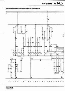 Quattro Wiring Diagram  With Images