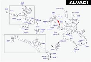 Hyundai Rear Suspension Control Arm