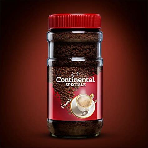 Calories, fat, protein, and carbohydrate values for for coffee granules and other related foods. Brown 200 gm Continental Speciale Coffee Granules, Rs 495 /unit | ID: 22123164362