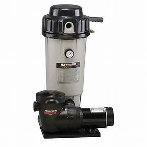 Hayward Extended Cycle De Filter System  U0026 1hp Pump For