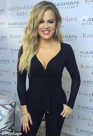 Khloé Kardashian looks slimmer than ever in Instagram snap ...